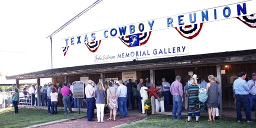 Texas Cowboy Reunion Dance