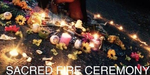 Sacred Fire Ceremony (Summer Solstice Celebration)
