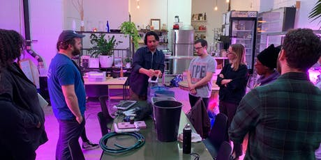 Intro to Aquaponics with Oko Farms: Class 2 (DIY Build) tickets
