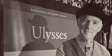 Strolling Through Ulysses performed by Robert Gogan tickets