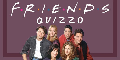Friends Quizzo