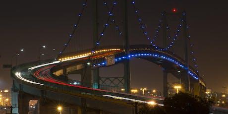 Vincent Thomas Bridge Night Photography  tickets