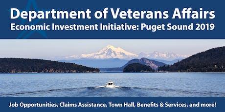 Economic Investment Initiative: Puget Sound 2019 tickets