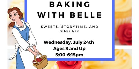 Baking with Belle tickets