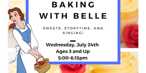 Baking with Belle- Sold Out