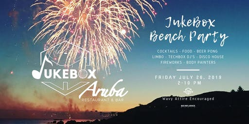 JukeBox Beach Party