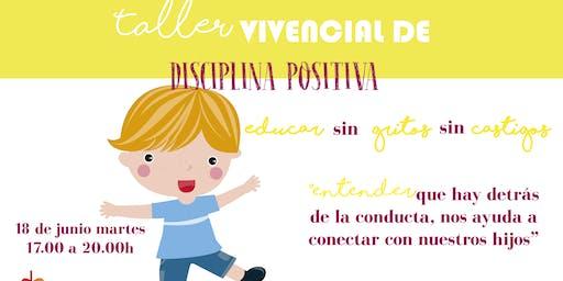Taller vivencial de Disciplina Positiva
