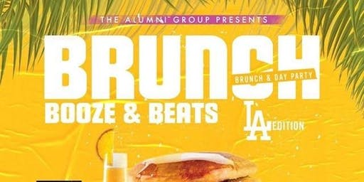 Brunch, Booze, & Beats: Brunch & Day Party - L.A. Edition