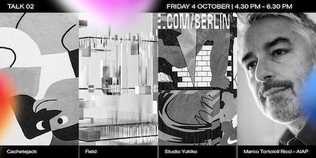 Talk 02 | Graphic Days Torino  biglietti