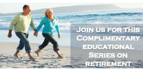Financial Planning for Retirees (Saturday Classes) tickets