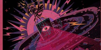 The Legendary Pink Dots  - 40th Anniversary Tour w/ Orbit Service