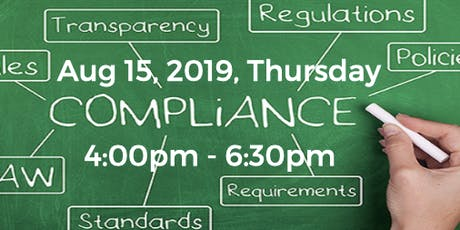 Cannabis & CBD Compliance Conference & Mixer tickets