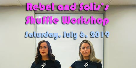 Rebel & Solis' Shuffle Workshop tickets