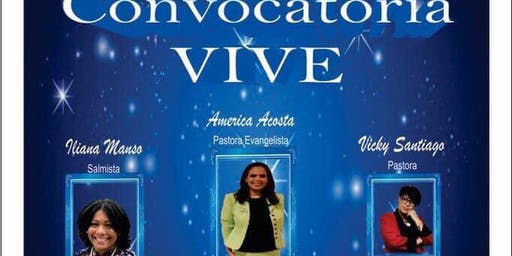 Convocatoria Mujer Vive