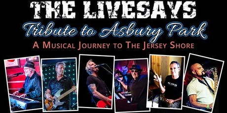 The Livesays present a Tribute to Asbury Park tickets