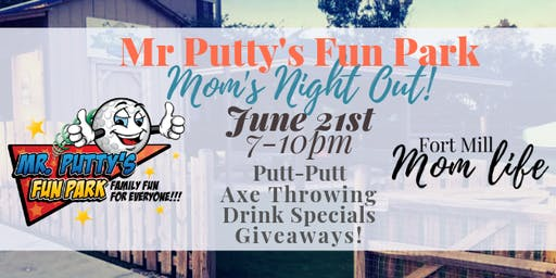 Moms Night Out w/ Fort Mill Mom Life