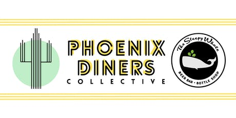 PHXDC x The Sleepy Whale Beer Dinner tickets