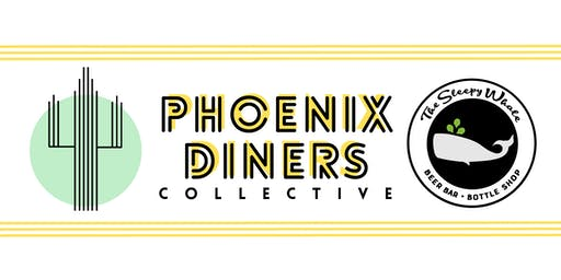 PHXDC x The Sleepy Whale Beer Dinner