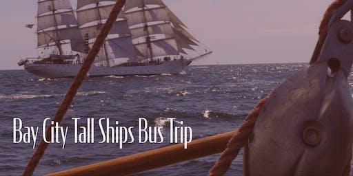Bay City Tall Ship Festival Bus Trip