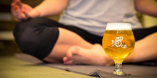 Yoga and Beer!