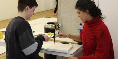Collaborative Drawing workshops tickets