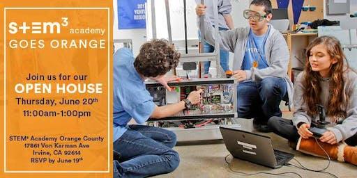 STEM³ Academy, Orange County - Open House 6/20