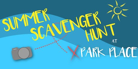 Summer Scavenger Hunt at Park Place tickets