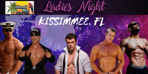 Kissimmee, FL. Magic Mike Show Live. Island Mix Bar & Grill