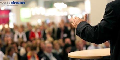 Corso di Presentazioni efficaci: Gli Strumenti biglietti