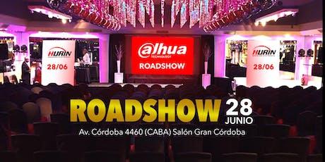RoadShow - Dahua & Hurín - Lo último en Seguridad Electrónica entradas