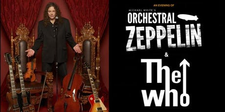 Orchestral Zeppelin & The Who tickets
