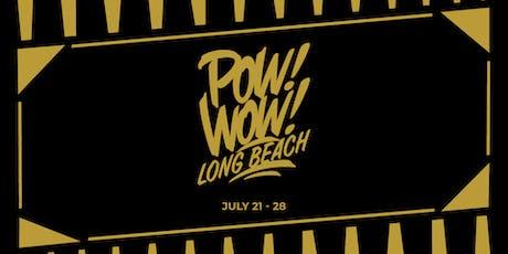 POW! WOW! Long Beach 2019 tickets