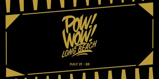 POW! WOW! Long Beach 2019