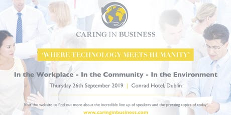 Caring In Business tickets