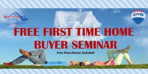 First Time Home Buyer Seminar (Free)