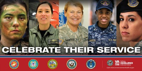 Saluting women who served in the United States Military tickets