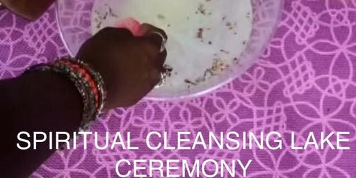 Spiritual Cleansing Lake Ceremony