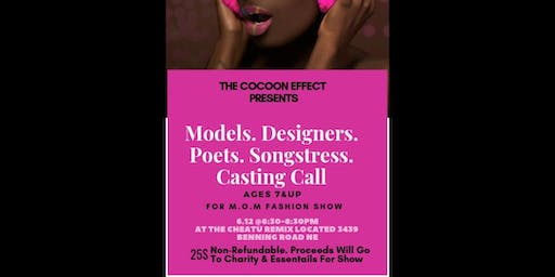 The Cocoon Effect casting call