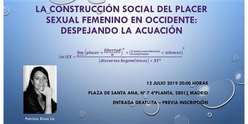 La construcción social del placer sexual femenino en Occidente: despejando la acuación
