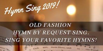 Hymn Sing 2019!