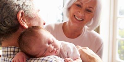 Grandparent Family & Nanny Class (Memorial Regional Hospital)