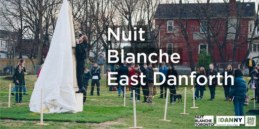 Nuit Blanche, East Danforth - Community Info Session
