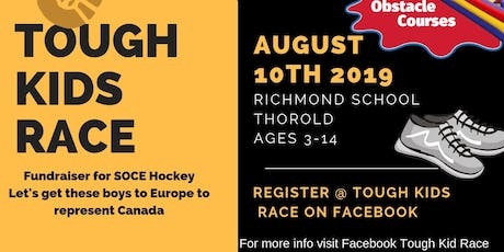 Tough Kids Race - Thorold  tickets
