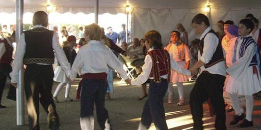 Portsmouth NH Greek Festival