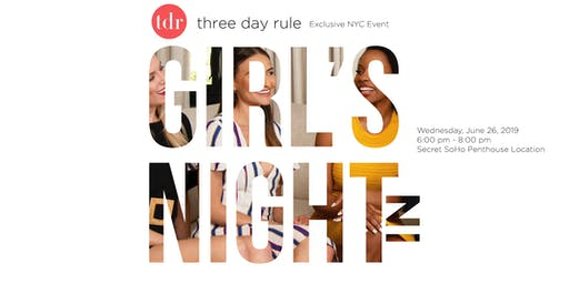 Girl's Night In - Exclusive Offer