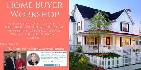 Home Buyer Q&A Workshop- Home Search to Reality  tickets