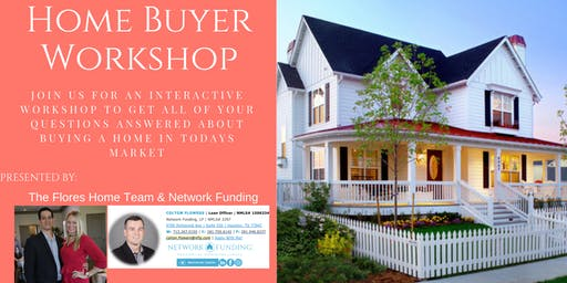 Home Buyer Q&A Workshop- Home Search to Reality