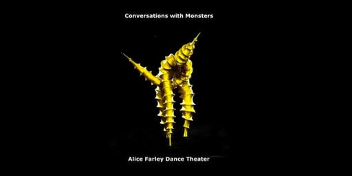 BxMA Co-Lab: Alice Farley Dance Theater Performance & Talk with the Founder