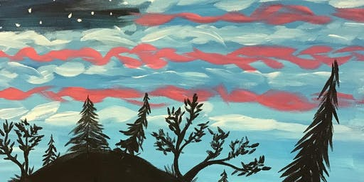 BYOB Paint Night - Celebrate the Fourth