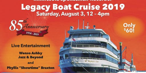 Legacy Boat Cruise 2019